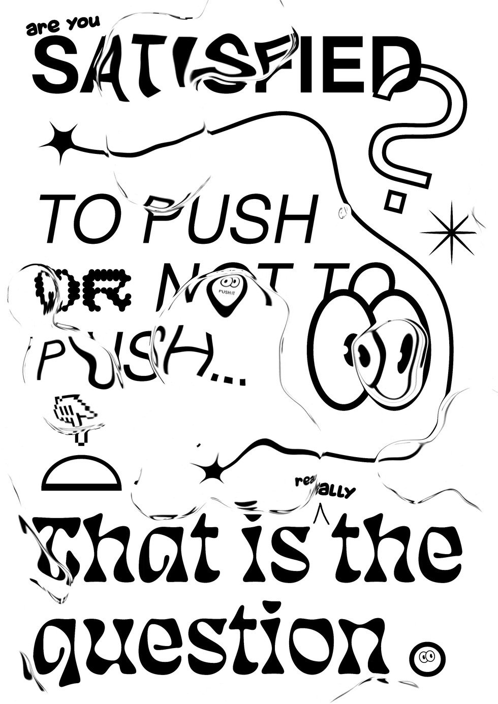 To push or not to push poster bubbles.mp