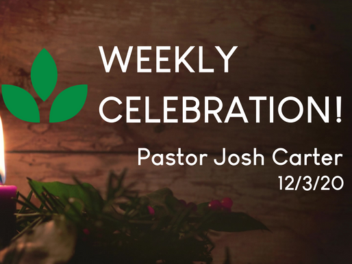 He Is Our Hope - Weekly Celebration (Dec. 3)