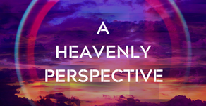 A Heavenly Perspective