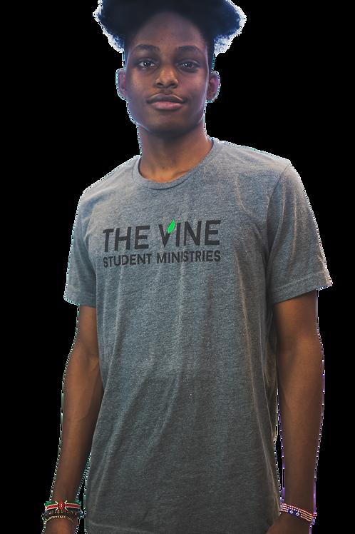 Dark Grey Student Ministries T-Shirt