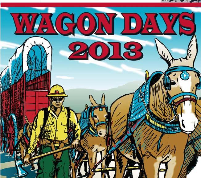 Wagon Days 2013