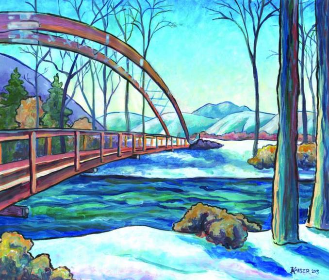 Bow Bridge Equinox