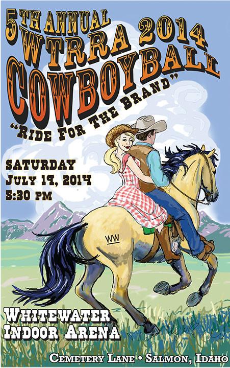 Cowboy Ball 2014
