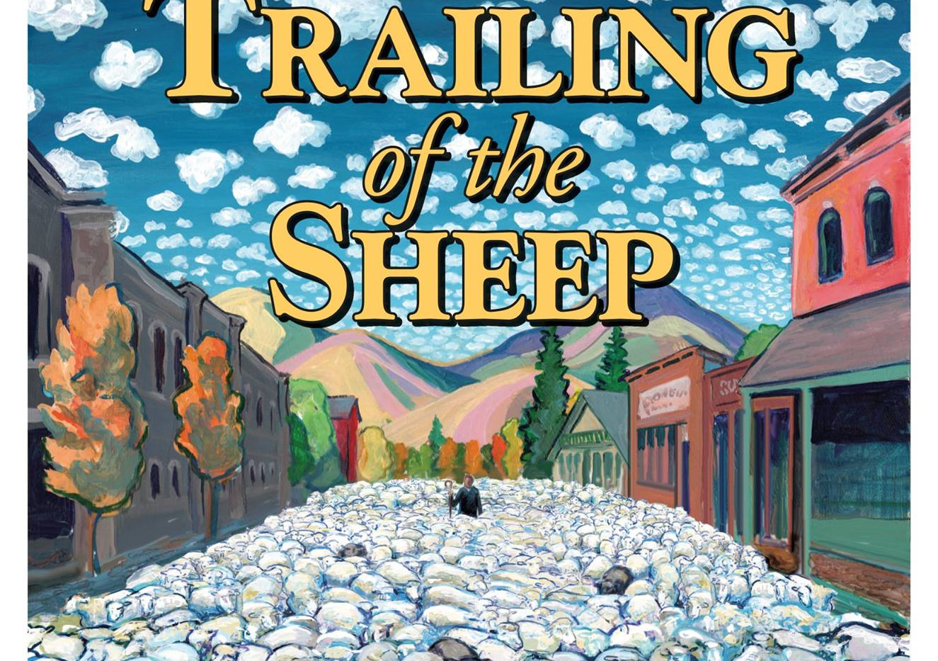 Trailing of the Sheep 2015