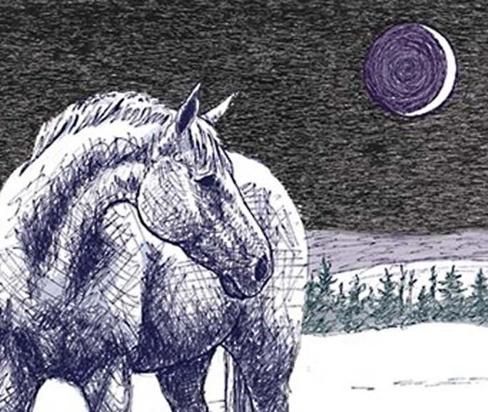 Solstice Horse
