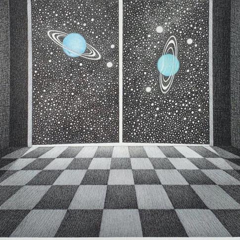 Space Time Rift / The Ice Giants Uranus and Neptune