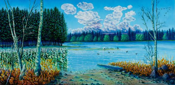Roslyn Lake
