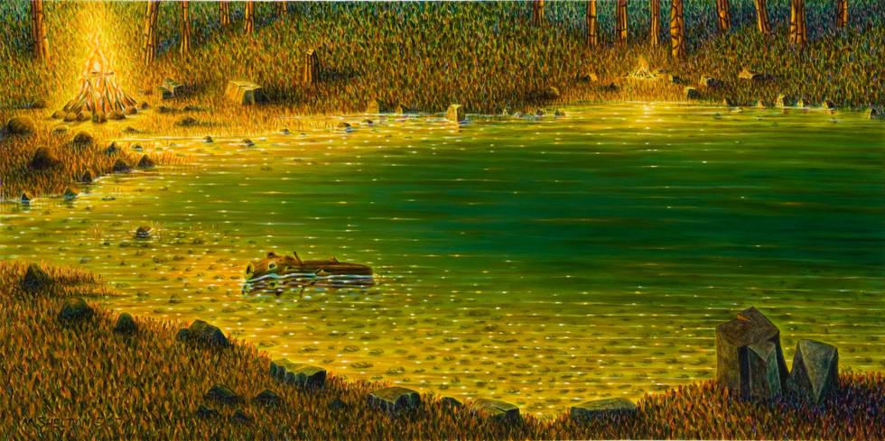 Fire Pond