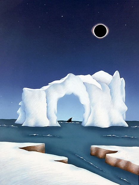 Icy Eclipse