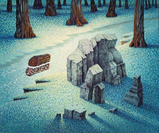 Mythology of a Forest Vortex