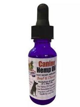 Canine/Feline Hemp Oil Tincture