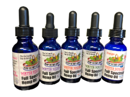 Water Soluble CBD Extra Strength 900mg