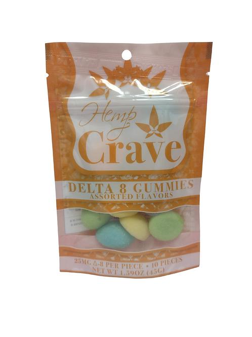 Hemp Crave Delta 8 gummies