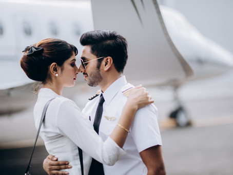 "Faizal & Nishana | ""LOVE TAKES FLIGHT"""