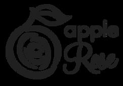 Apple Rose Logo -  FINAL BW.png