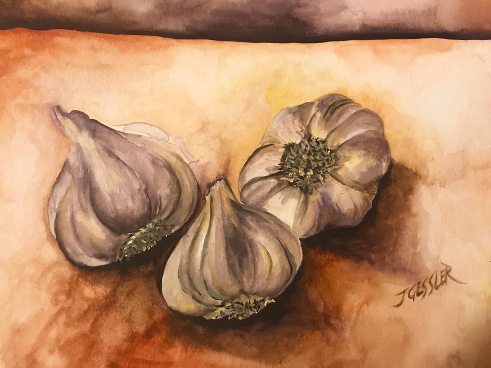 Moody Garlic