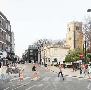 Mare Street Planning Consent