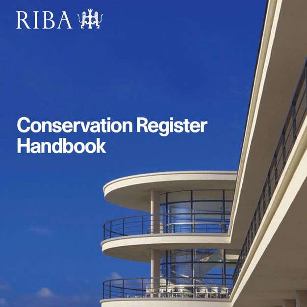 RIBA Conservation Register