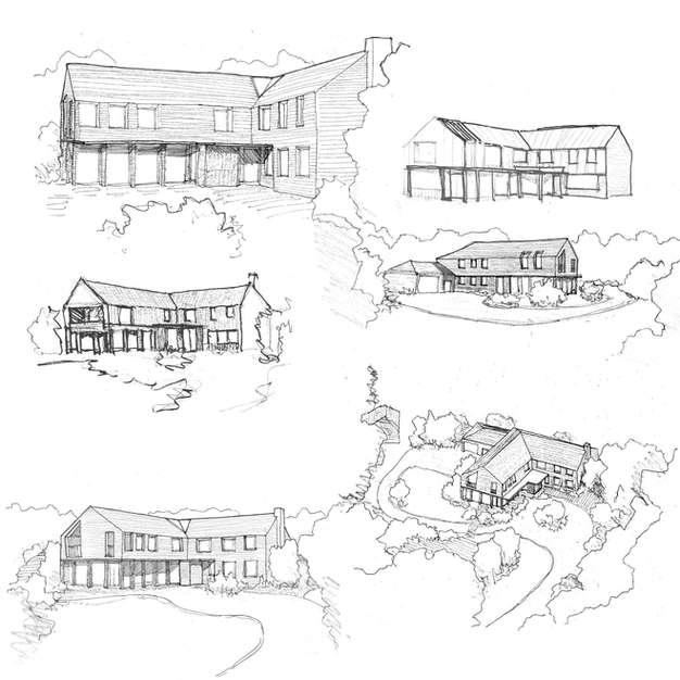 In Progress: Sketch Work