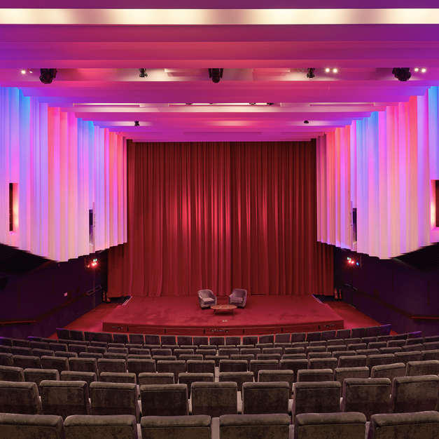 Listed Building Consent for Barbican Cinema 1