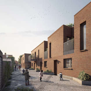 In Planning: Thorpe Close