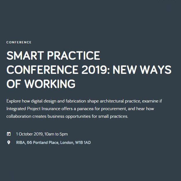 RIBA Smart Practice Conference