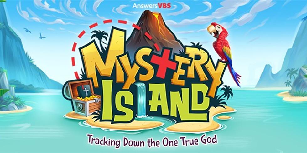 VBS 2020: Mystery Island