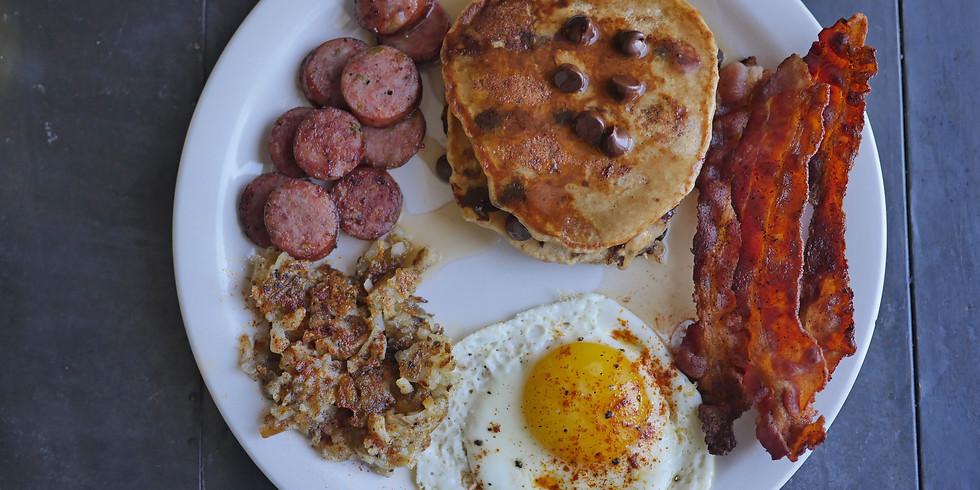 Men's Prayer Breakfast (Every 3rd Sunday)
