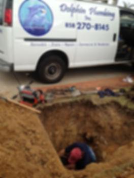 Plumbing repairs san diego