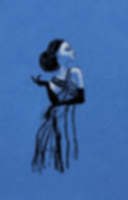 Vintage, Anna Wode, art, Kunst
