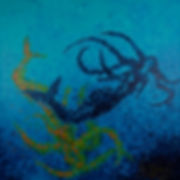 Mermaid, Sirene, Sirène, sea, mer, duality, dualité, Anna Wode