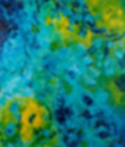 Sirene, Sirène, mermaid, abstrait, Anna Wode