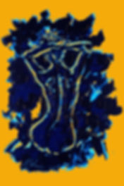 3 graces - 2 blue line orange.jpg
