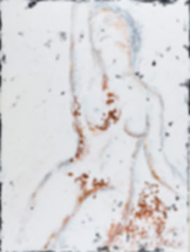 Anna Wode, art, kunst, contemporary, body painting