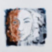 Anna Wode, art, kunst, contemporary, dualité