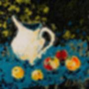 Anna Wode, Pommes, art, contemporary