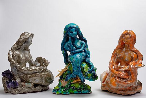Anna Wode, Sirene, Sirène, mermaid