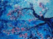 Anna Wode, blue line, mixte line, cerisier