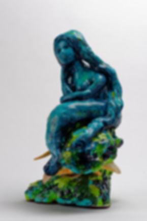 Anna Wode, Sirène aux étoiles, Sirene, mermaid