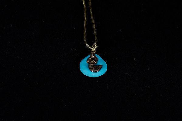 Bijoux, bijoux fantaisie, Sirene, Sirène, mermaid, Anna Wode, jewellery
