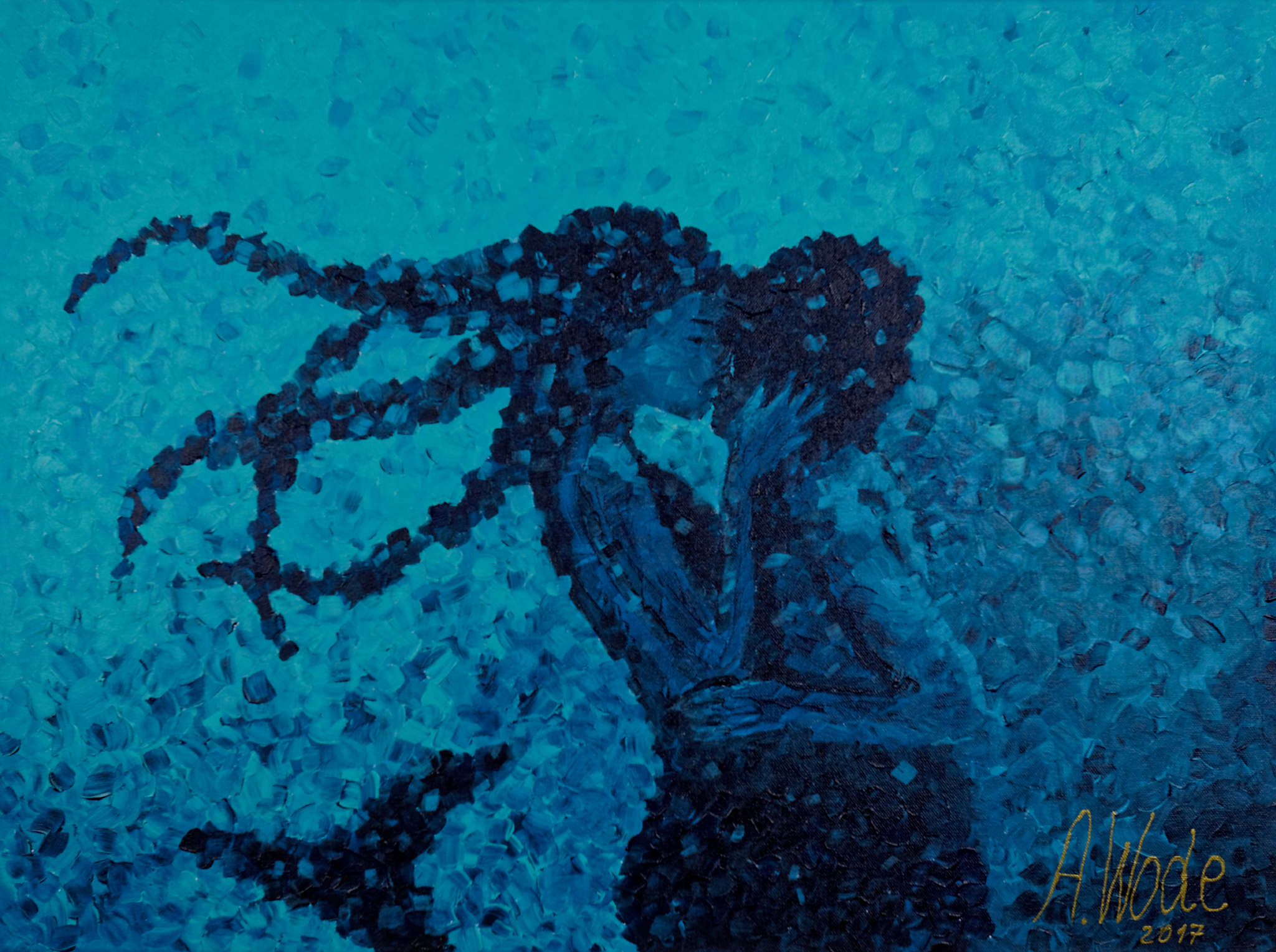 Baiser de la Sirene