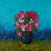 Anna Wode peinture painting Floxes