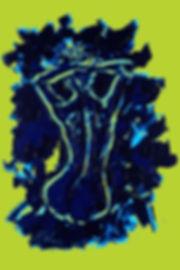 3 graces - 2, blue line anis.jpg