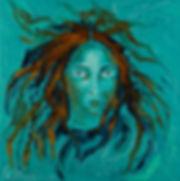 Double face.jpg, Anna Wode, artist, painting, art, contemporary, Kunst