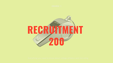 College Pro Recruitment Prep Bootcamp (8