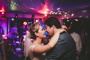 Compasses at Pattiswick quirky first dance