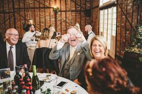 marks hall coggeshall coach house wedding reception