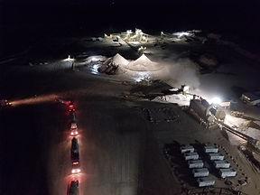 Burro Sand Plant, Aeqour Managment