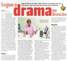 Observatório Social solicita análise de convênio entre Prefeitura e Brusque Futebol Clube