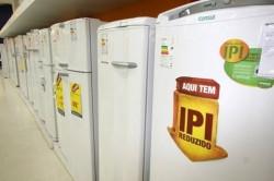 Eletros quer IPI reduzido no próximo ano